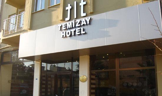 Hotel Temizay: Giriş