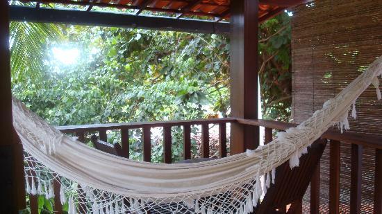 Pousada Santa Clara: my balcony