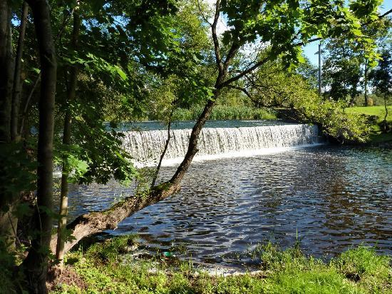 Plunge, Lituanie : Rio Babrungas