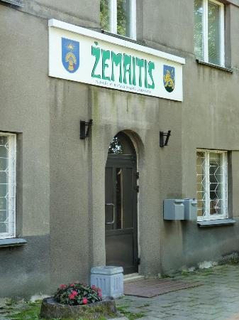 Plunge, Lituanie : Periodico Local