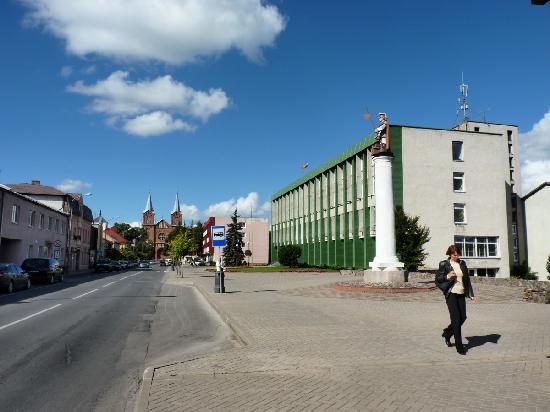 Plunge, Lituanie : Seimas-Ayuntamiento