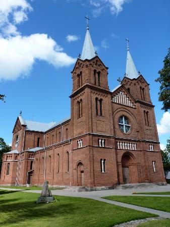 Plunge, Lituanie : Iglesia Parroquial