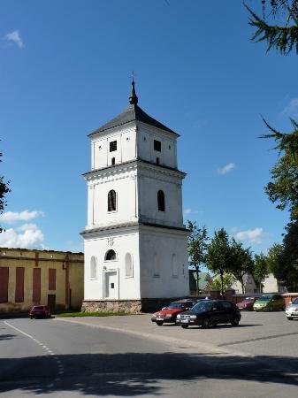 Plunge, Lituanie : Camparario-