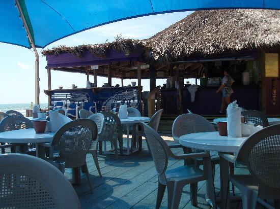 Wanna Wanna Beach Bar Grill South Padre Island Tx