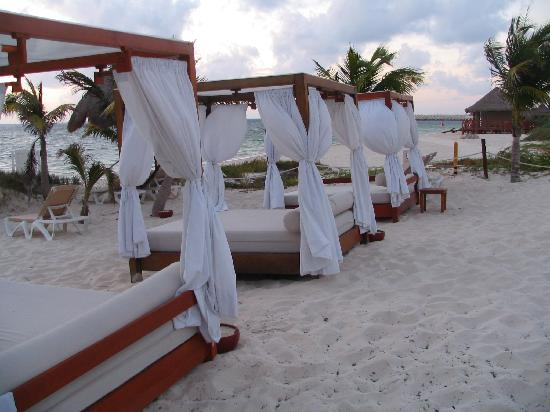 Excellence Playa Mujeres: Great places to nap