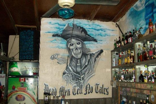 Casa Marina Reef : The Jolly Roger best bar in town, and we went to all of them