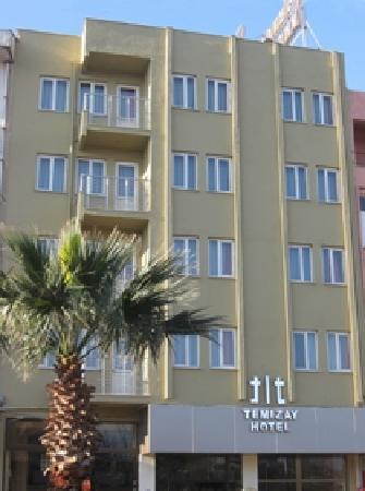 Hotel Temizay: Otelin Dış Cepheden Görünümü