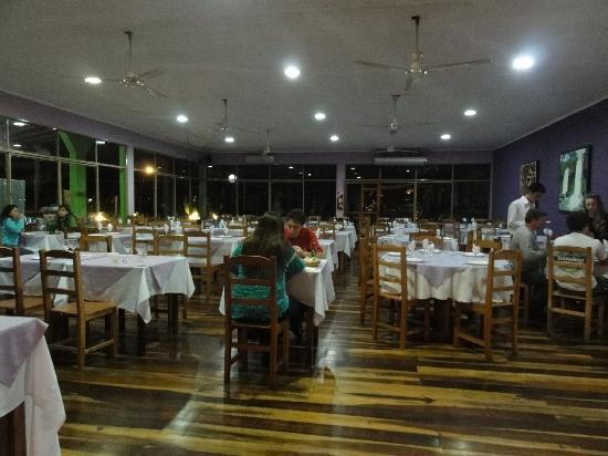 Hotel Carmen: SALON COMEDOR