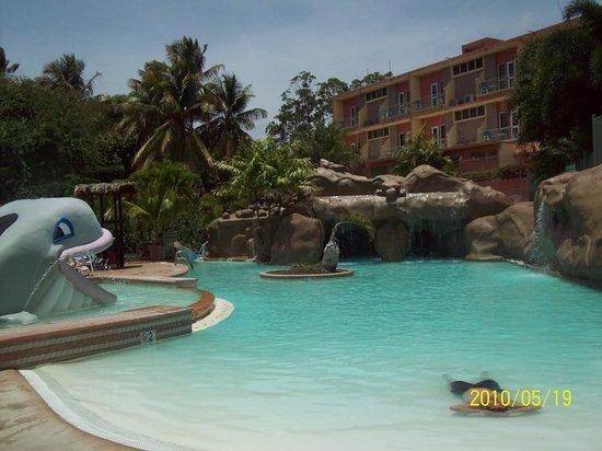 Hotel Cielo Mar: vista desde la habitacion