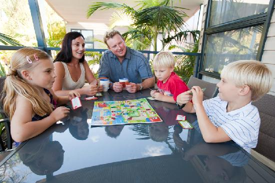 BIG4 Beachlands Holiday Park : Family fun