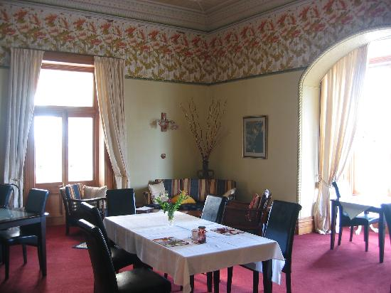 Ugbrooke Country Estate: The Dining Room