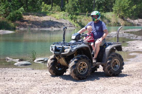 Ash Myrtle Beach Atv Tours Daddy And The Littlest Rider