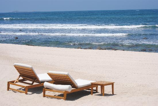 The St. Regis Punta Mita Resort: Beach