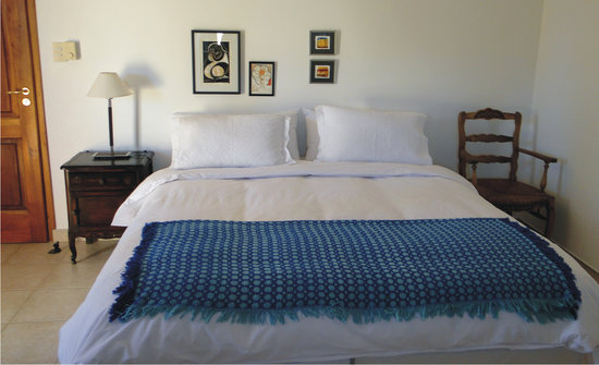 La casa de Paula. Bed & Art: HABITACION