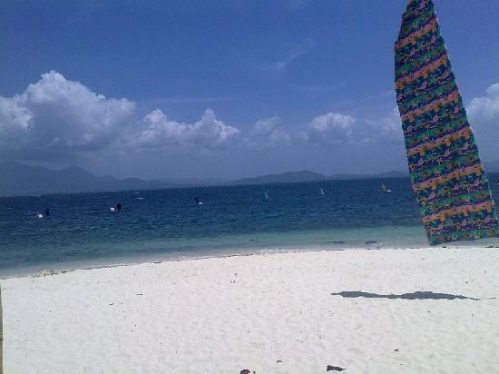Niko's Cabanas & Restaurant: Honda Bay Islang Hopping