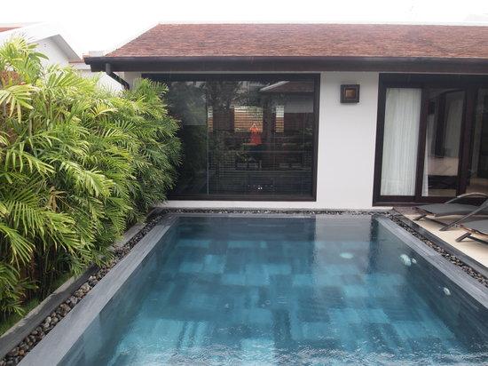 Fusion Maia Da Nang : private swimming pool