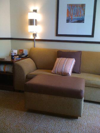 Hyatt Place Greensboro: Sitting Area -