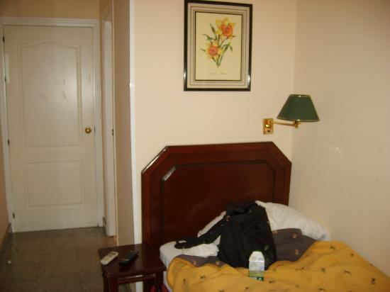 Hotel Maestranza : Habitacion single