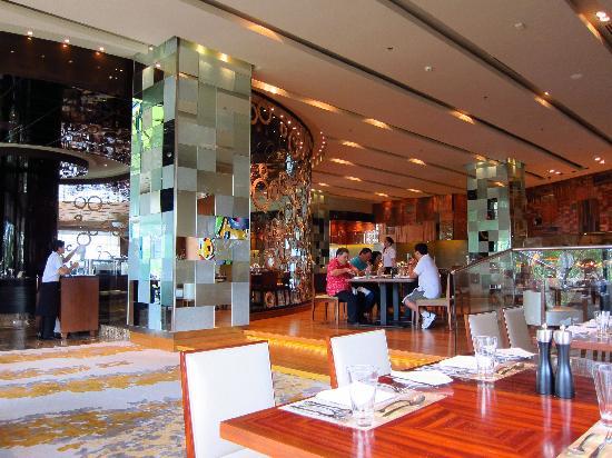 Radisson Blu Cebu: Buffet Restaurant