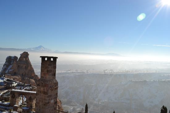 Argos in Cappadocia: Morning from our room