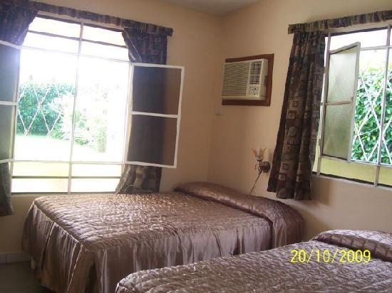 habitación casa papo y niulvys