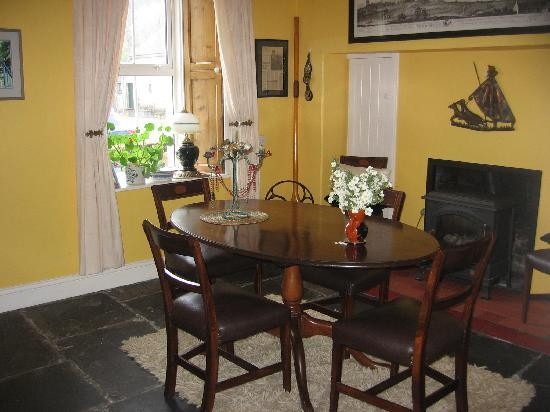 Kilcannon House Bed & Breakfast: Beautiful Dining Room