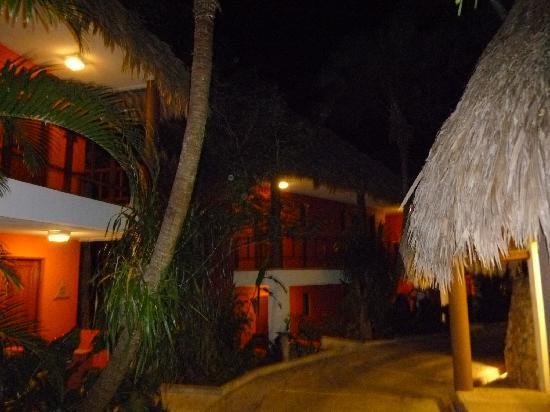 Santa Elena, Gwatemala: ホテルの様子