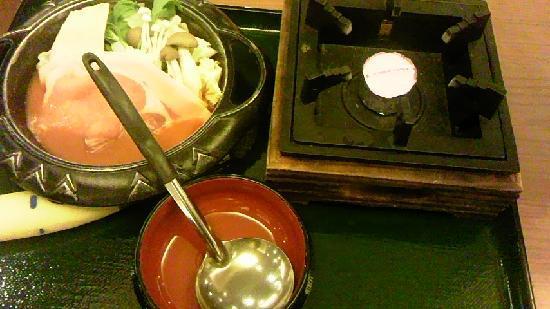 Asaya: 夢ポークキムチ鍋