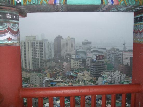 Hotel Commodore Busan : コーナースイート