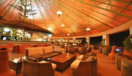 Kilima safari camp Bar