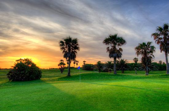 Costa Ballena Ocean Golf Club: Hoyo 14