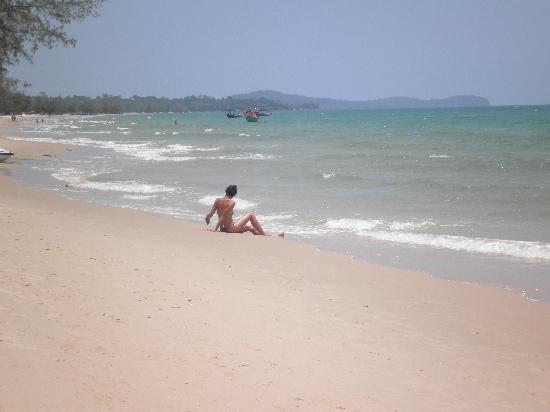 Otres Beach: beach