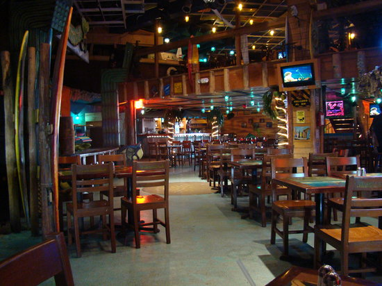 Restaurant interior picture of jimmy buffett s