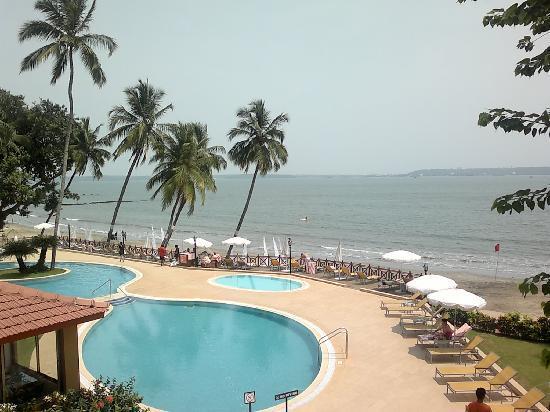 The Pool Picture Of Cidade De Goa Dona Paula Tripadvisor