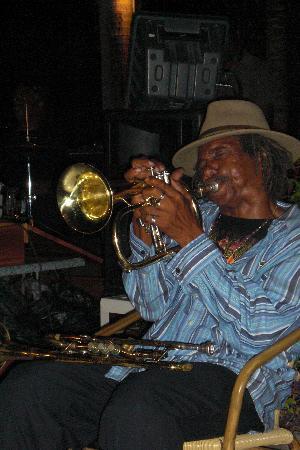 Charela Inn / Le Vendome: Der Trompeter Frank Aird