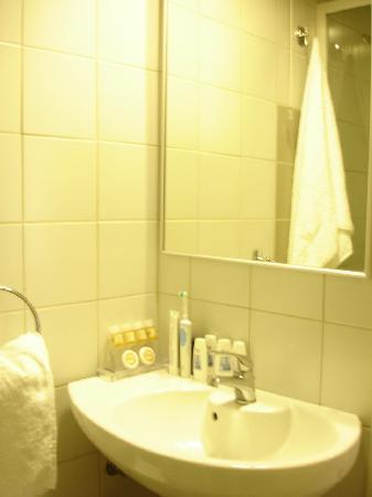 Park Hotel: bathroom