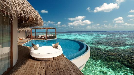 W Maldives: Extreme WOW Ocean Haven
