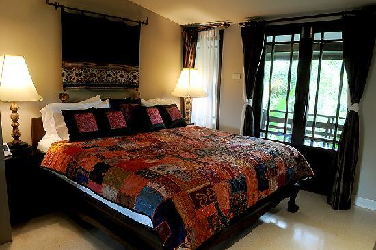 The Puka Boutique Resort: Guest room Thai Style