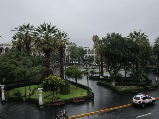 Arequipa, Peru: Plaza de Armas