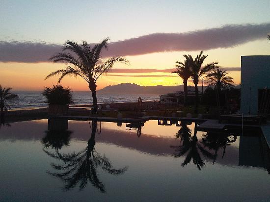 Hotel Vincci Seleccion Estrella del Mar: Sunset-Beach Club