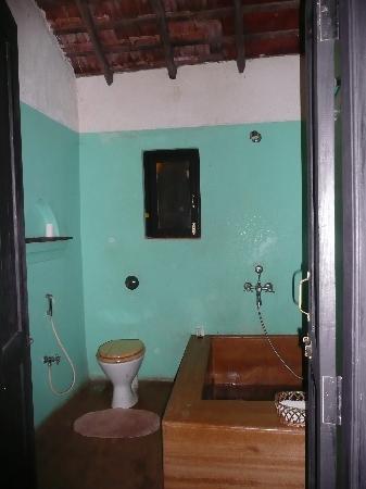 Laguna Anjuna: Bathroom