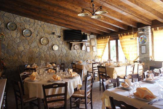 Alia, Italie : La Sala