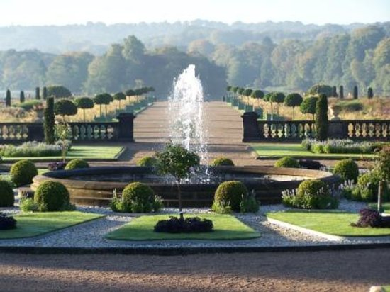 The Italian Garden at Trentham Gardens