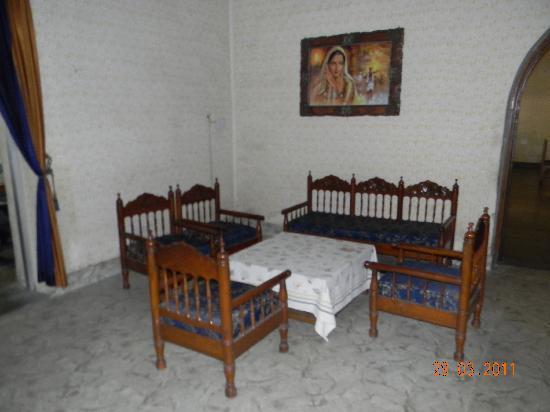 RTDC Hotel Teej: Reception