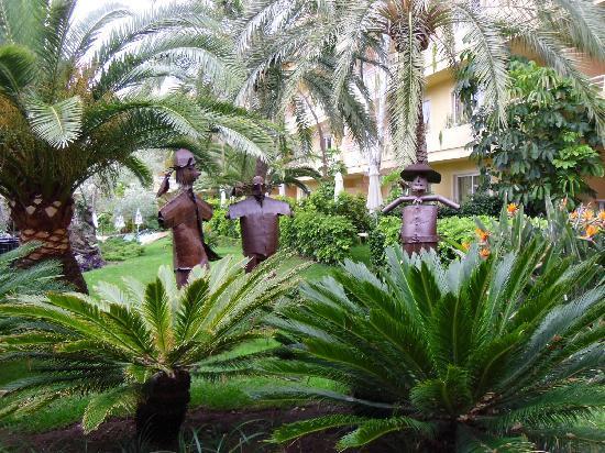 Zafiro Palmanova: Hotel Lobby