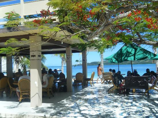 Plantation Island Resort: The toasted sandwich cafe - cheap lunch