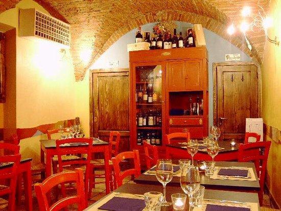 Taverna Gargantua: sala 1