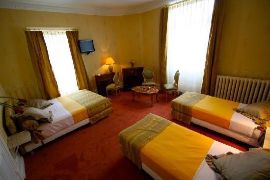 貝勒弗德爾德郎巴特酒店