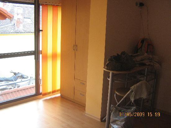 Haus Paltinul Motel : Bedroom 1