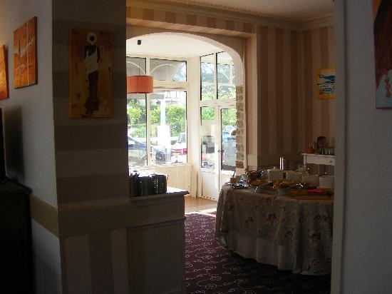 Hotel Le Saint-Pierre : décoration cozy